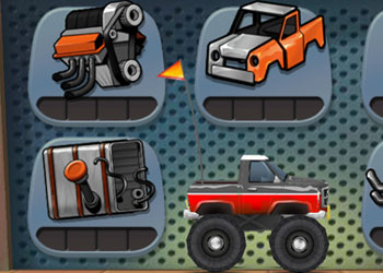 Play Endless Truck online - Screenshot 2