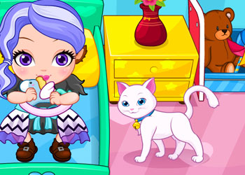 Play Ever After High Hood N Wood online - Screenshot 2