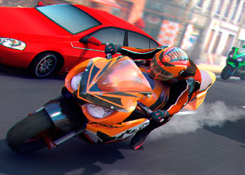 Play Extreme Moto GP Races online - Screenshot 1