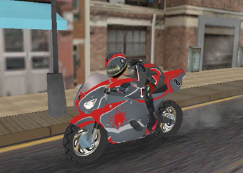 Play Extreme Moto GP Races online - Screenshot 2