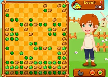 Play Farm challenge online - Screenshot 2