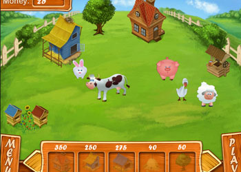 Play Farm of Dreams online - Screenshot 2