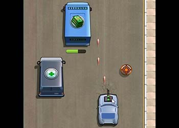 Play Fastlane Road to Revenge Online online - Screenshot 1