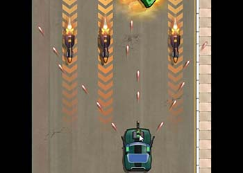 Play Fastlane Road to Revenge Online online - Screenshot 2