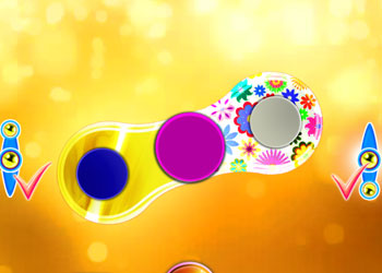 Play Fidget Spinner Designer online - Screenshot 2