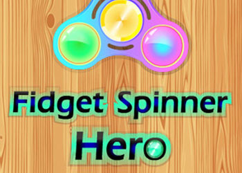 Play Fidget Spinner Hero online - Screenshot 1
