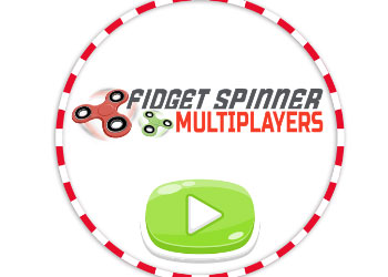 Play Fidget Spinner Multiplayer online - Screenshot 1