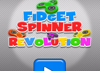 Play Fidget Spinner Revolution online - Screenshot 1