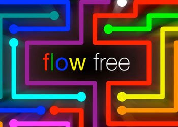 Play Flow Free online - Screenshot 1