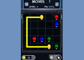 Play Flow Free 2 online - Screenshot 1