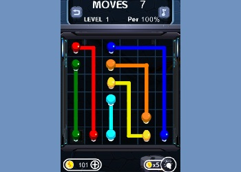 Play Flow Free 2 online - Screenshot 2