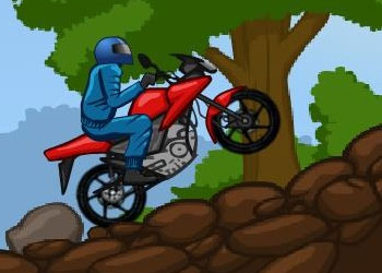 Play Forest Ride online - Screenshot 1