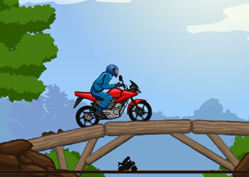 Play Forest Ride online - Screenshot 2