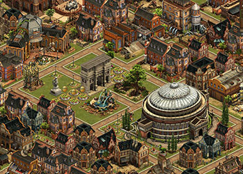 Play Forge of Empires online - Screenshot 2