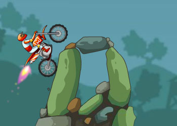 Play Free Bike online - Screenshot 1