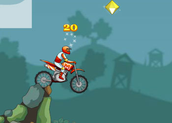 Play Free Bike online - Screenshot 2