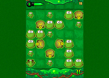 Play Frog Rush online - Screenshot 2