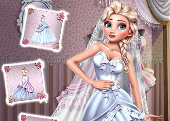 Play Frozen Wedding Ceremony online - Screenshot 2