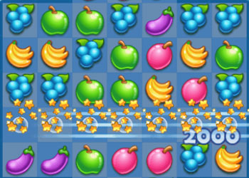 Play Fruita Crush online - Screenshot 2