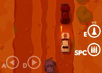 Play Furious Road online - Screenshot 1