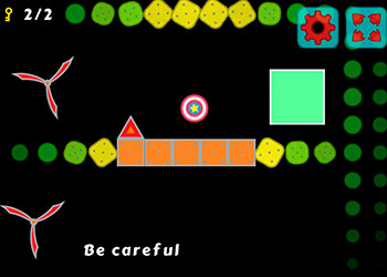 Play Gathering Platformer online - Screenshot 2