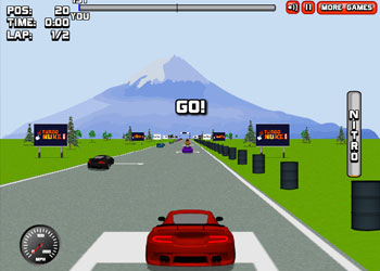 Play Global Rally Racer online - Screenshot 1