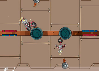 Play Go robots online - Screenshot 2