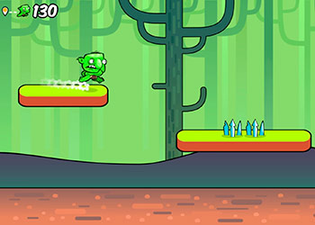 Play Goblin Run online - Screenshot 1