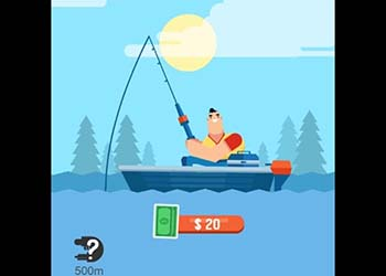 Play Gone Fishing online - Screenshot 1