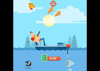 Play Gone Fishing online - Screenshot 2