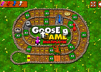 Play Goose Game Multiplayer online - Screenshot 2
