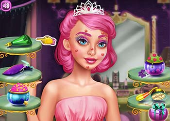 Play Gracie the Fairy Adventure online - Screenshot 1