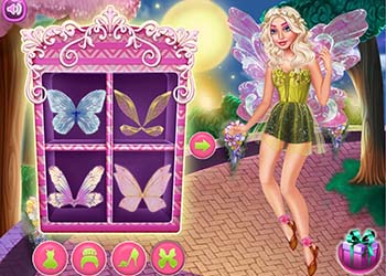 Play Gracie the Fairy Adventure online - Screenshot 2