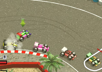Play Grand Prix Go 2 online - Screenshot 1