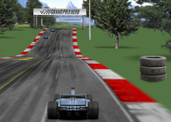 Play Grand Prix Hero online - Screenshot 2