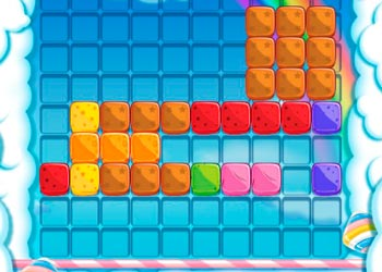 Play Gummy Blocks online - Screenshot 1