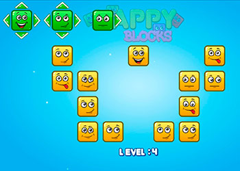 Play Happy Blocks online - Screenshot 1