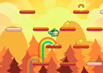 Play Happy Hop Online online - Screenshot 1