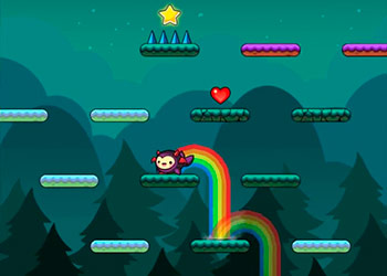 Play Happy Hop Online online - Screenshot 2