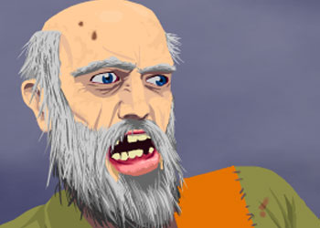 Play Happy Wheels online - Screenshot 1