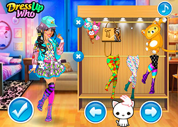 Play Harajuku Princess online - Screenshot 1
