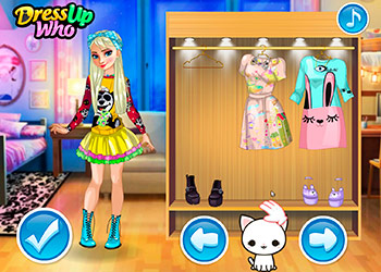 Play Harajuku Princess online - Screenshot 2