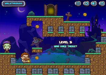 Play Headless Zombie online - Screenshot 2