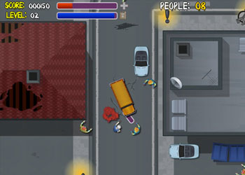 Play Hell Bus online - Screenshot 1
