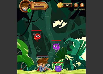Play Hero's Journey online - Screenshot 1