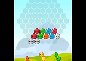 Play Hexa Blocks online - Screenshot 1