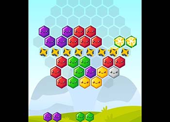 Play Hexa Blocks online - Screenshot 2