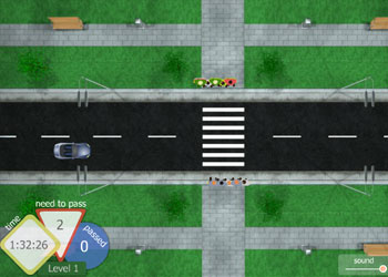 Play Hit the Road online - Screenshot 2