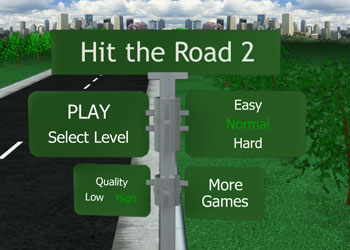 Play Hit the Road 2 online - Screenshot 1