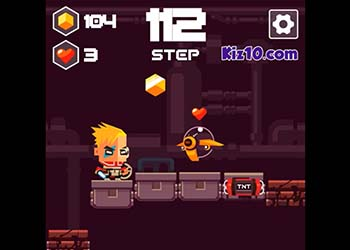 Play Hop Quest online - Screenshot 1